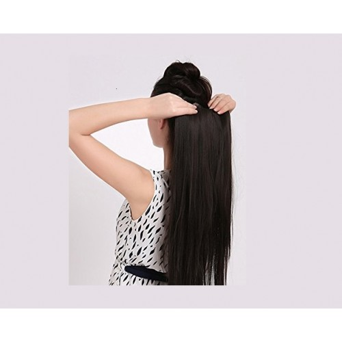 Avani Remy Real Human Clipon 30 inch Hair Extension single set