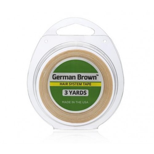 walker  German Brown Liner Tape Roll 3/4""