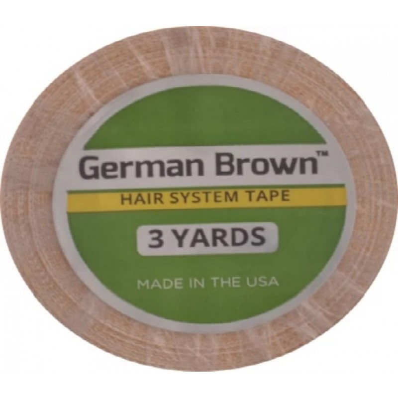German Brown Liner Tape Roll