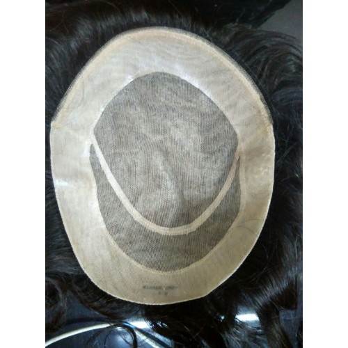 "Mirage-one Men Hair Patch 10""x8"""