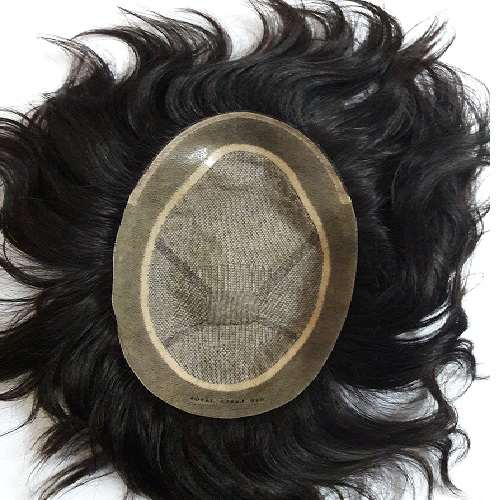 "Royal Mirage Men Hair Patch 7""x5"""