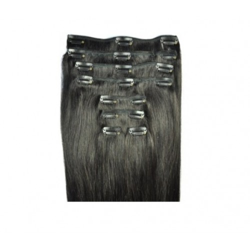 Avani Remy Real Human Clipon 24 inch Hair Extension