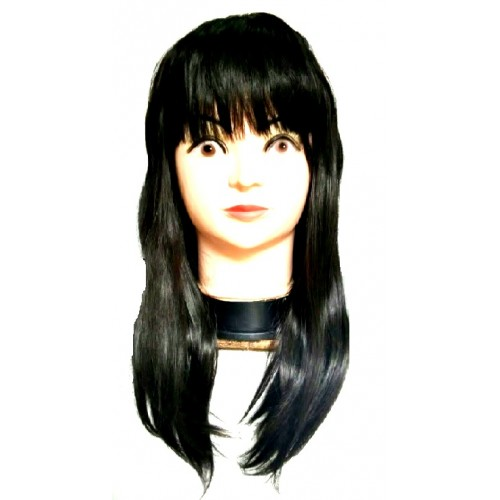 Hair Wig with front flicks (Synthetic)