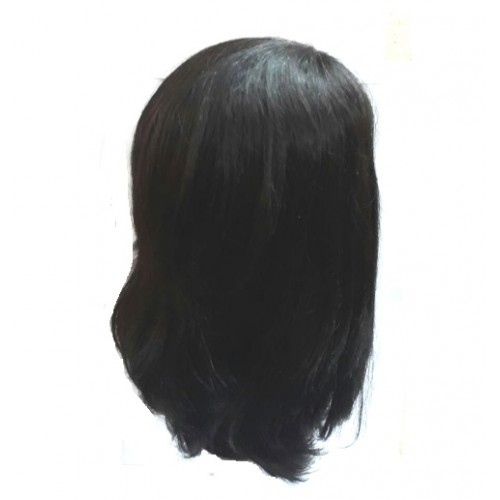 Ladies wig hair length 16 inch