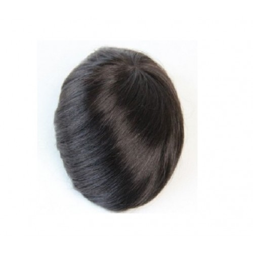 "Super Fine Mono Lace 2 Gents Wig 7""x5"""