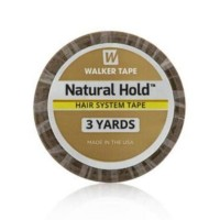 Natural hold Hair System tape 3/4'' 3 yards